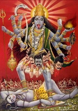 deesse Kali