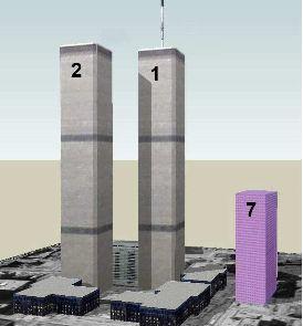 les 3 tours du 11 septembre